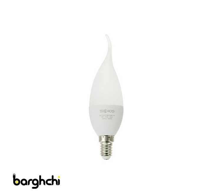 لامپ LED سیدکو 7 وات مدل C37W