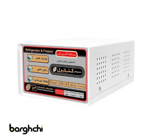 محافظ ولتاژ الکترونیکی نمودار کنترل مدل M201 مناسب برای یخچال و فریزر