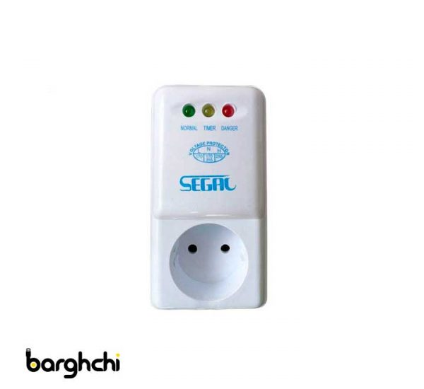 محافظ ولتاژ الکترونیکی سگال مدل SGM1ED