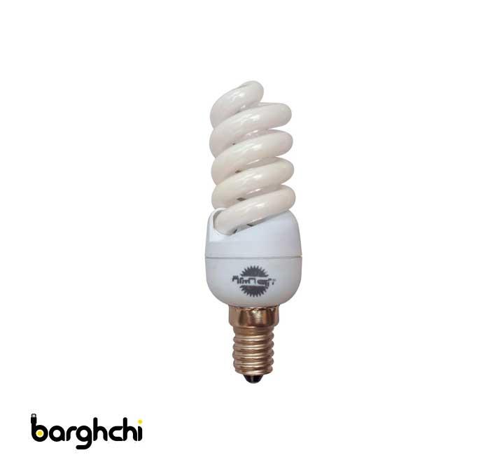 لامپ کم مصرف 9 وات پارس خزر مدل 9141