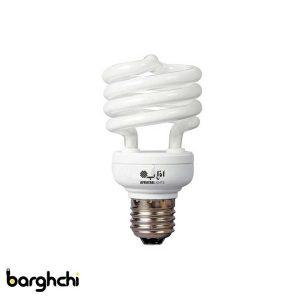لامپ کم مصرف افراتاب 20 وات مدل 20HSP/E27