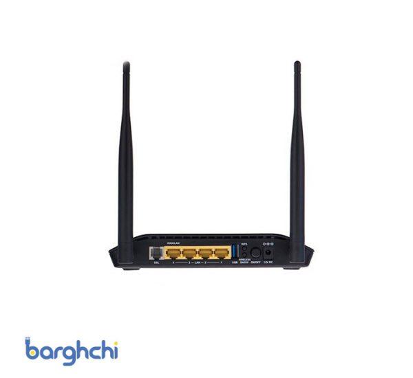 مودم روتر ADSL2 Plus بیسیم N300 دی-لینک مدل DSL-2790U