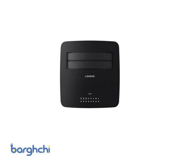 مودم روتر +ADSL2 لینک سیس مدل X1000-M2