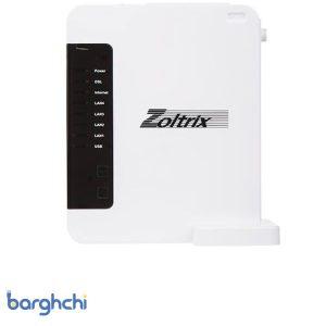 روتر مودم ADSL زولتریکس مدل ZW555
