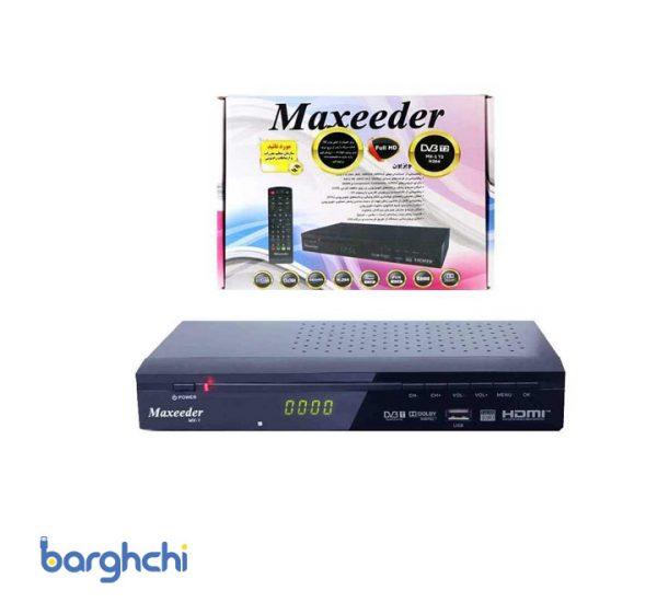 گیرنده دیجیتال مکسیدر مدل MX-1 T2