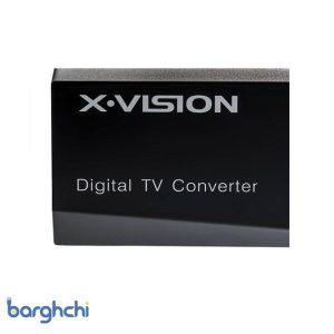 گیرنده ی دیجیتال ایکس ویژن XDVB-383