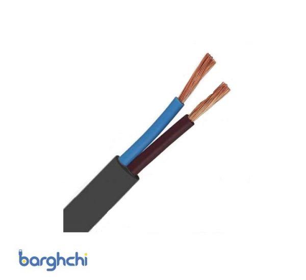 کابل افشان 2.5×2 البرز الکتریک نور