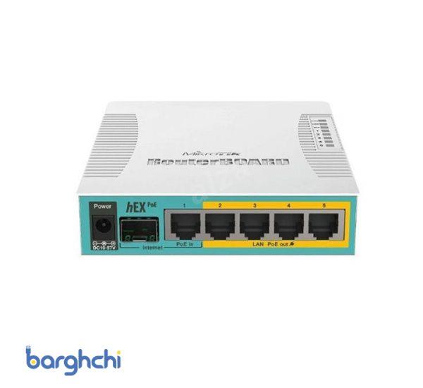 روتر اترنت میکروتیک RB960PGS-hEX POE