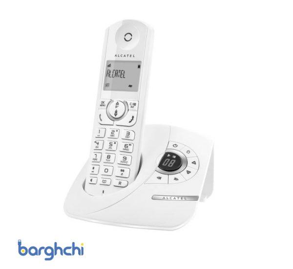تلفن بی سیم الکاتل مدل F370 Voice