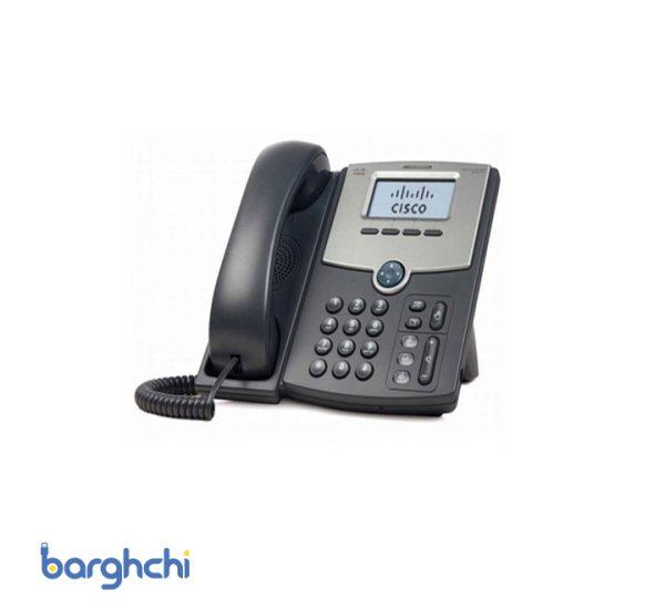 تلفن تحت شبکه سیسکو مدل SPA 512