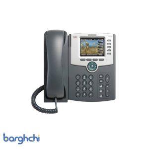 تلفن تحت شبکه سیسکو مدل SPA 525