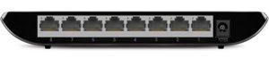 سوئیچ 8 پورت گیگابیتی تی پی-لینک مدل TL-SG1008D