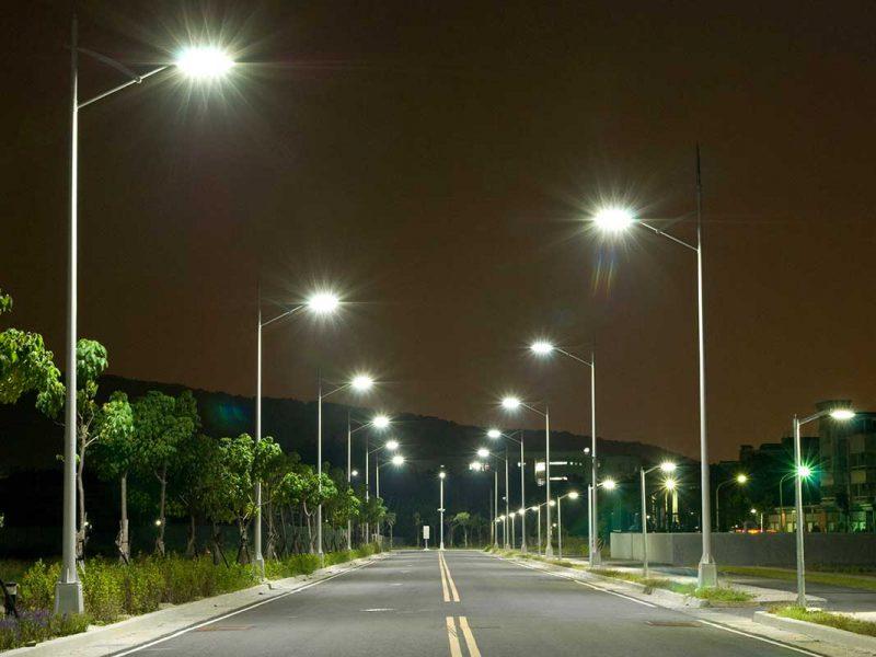 چراغ خیابانی COB اکی لایتینگ