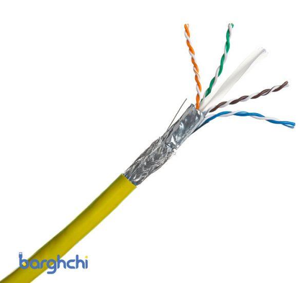کابل شبکه ریشبر CAT6 SFTP