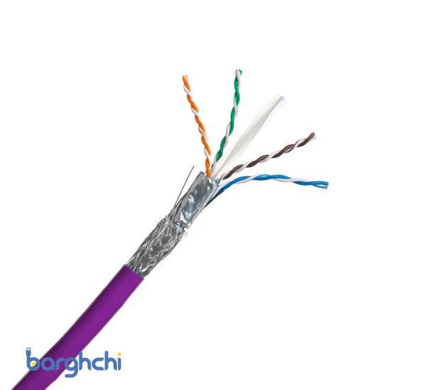 کابل شبکه ریشبر CAT7 SFTP