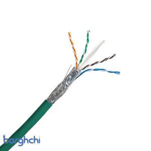 کابل شبکه سیمیا CAT6 SFTP