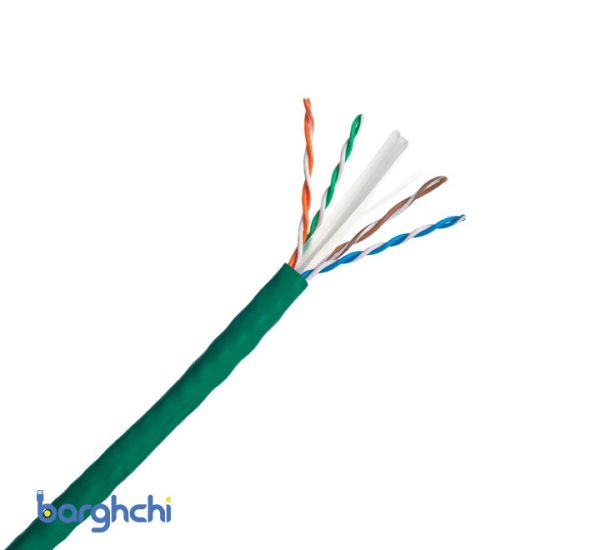 کابل شبکه سیمیا CAT6 UTP