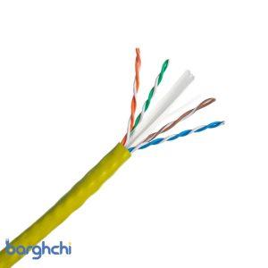 کابل شبکه لئونی CAT6 UTP