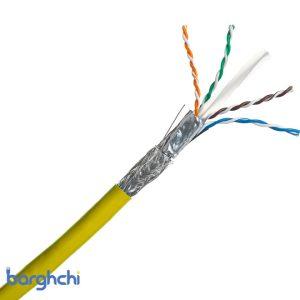 کابل شبکه لئونی CAT7 SFTP