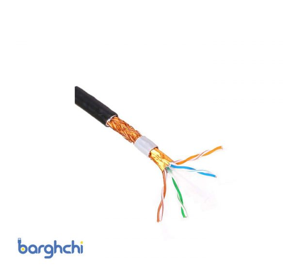 کابل شبکه ایرانی نگزنس CAT6 SFTP