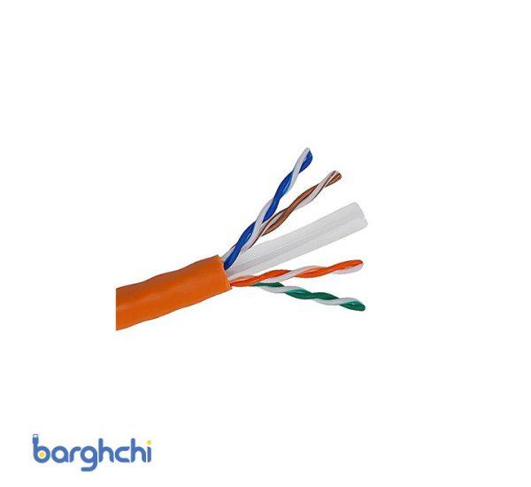 کابل شبکه ایرانی نگزنس CAT6 UTP
