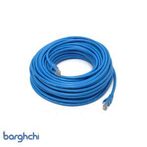 کابل شبکه 100 متری CAT6