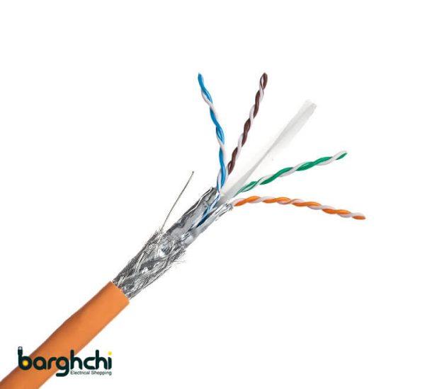 کابل شبکه CAT6a SFTP نگزنس