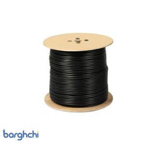 کابل فیبر نوری کانالی شهیدقندی 24Core ADSS SM SPAN80