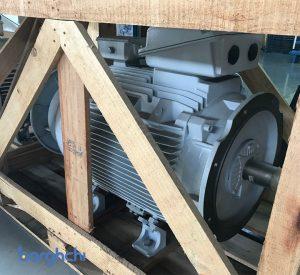 الکتروموتور وگ 75 کیلو وات 1500دور