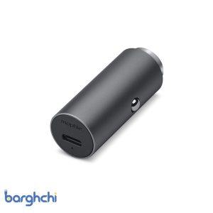 شارژر فندکی اتومبیل USB-C اپل mophie