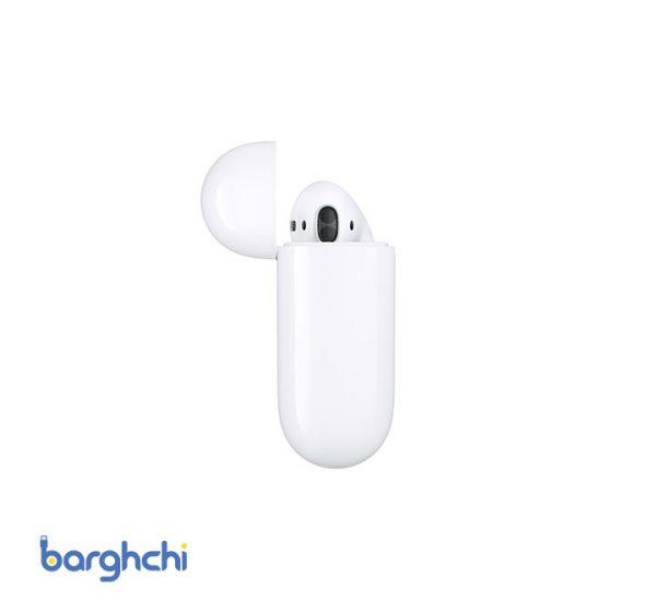 هدفون بی سیم اپل مدل Airpods نسل 2