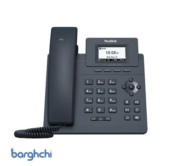 تلفن تحت شبکه رومیزی یالینک مدل SIP-T30P