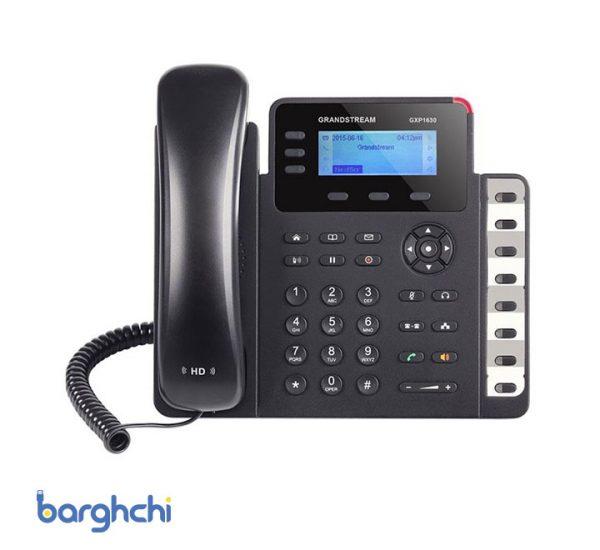 تلفن تحت شبکه گرنداستریم مدل GXP1630