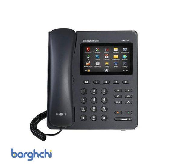 تلفن تحت شبکه گرنداستریم مدل GXP2200