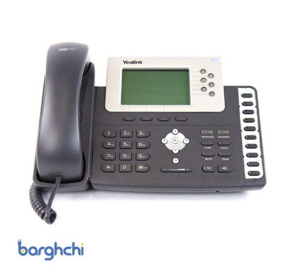 تلفن تحت شبکه یالینک مدل SIP-T28P