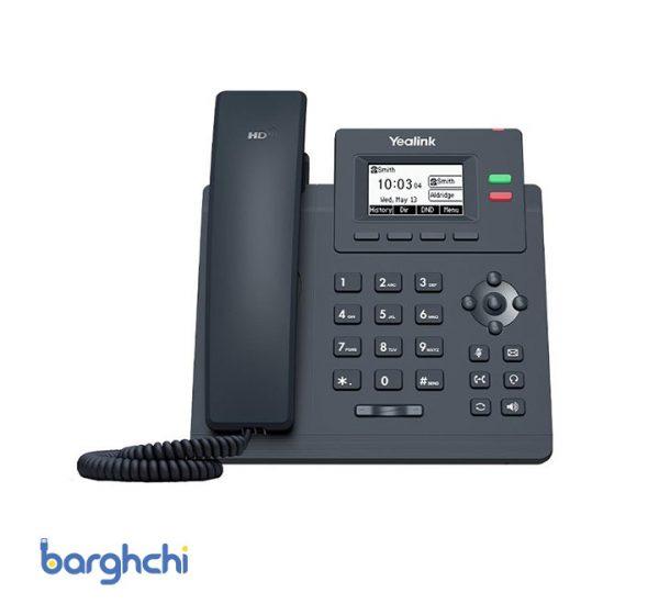 تلفن تحت شبکه یالینک مدل SIP-T31G