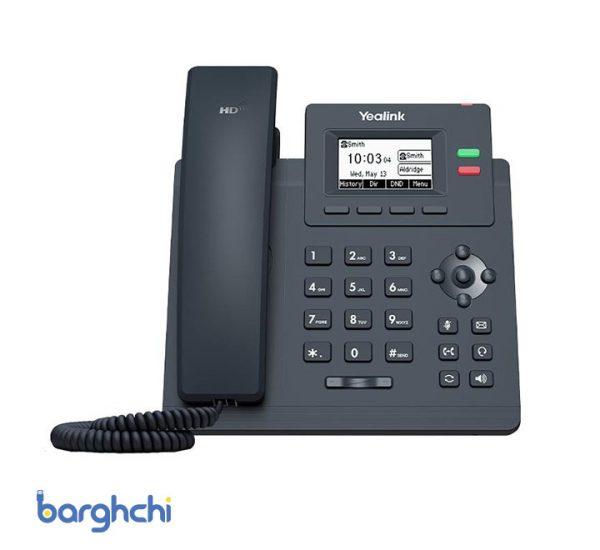 تلفن تحت شبکه یالینک مدل SIP-T31P