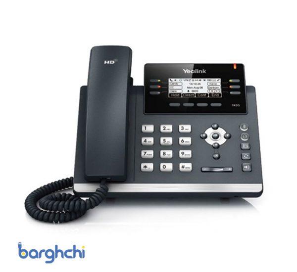 تلفن تحت شبکه یالینک مدل SIP-T42G