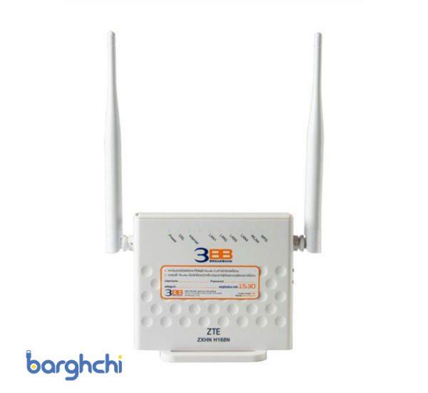 مودم روتر VDSL/ADSL زد تی ای مدل ZXHN-H168N