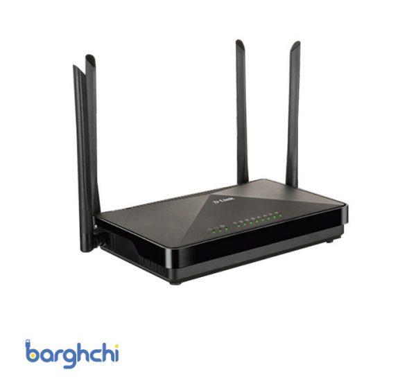 مودم روتر +VDSL2/ADSL2 دی لینک مدل DSL-245GE