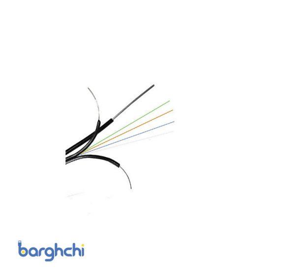 کابل دراپ فیبرنوری شهید قندی 4 کور Outdoor با روکش PVC